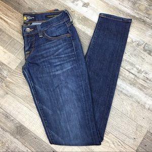 Lucky Brand Charlie Skinny Jeans Size 00